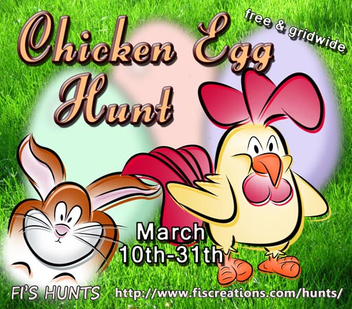 2016 - 03 - Chicken Egg Hunt